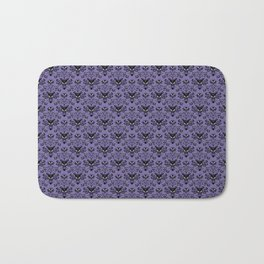 Haunted Mansion Wallpaper Bath Mat