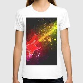 Guitar Explosion T-shirt