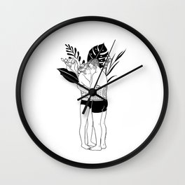 Love is Love Ⅳ Wall Clock