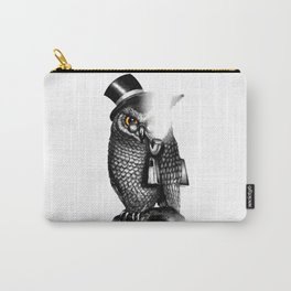 The Wise Old Owl Carry-All Pouch