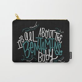 All About the Benjamins Carry-All Pouch