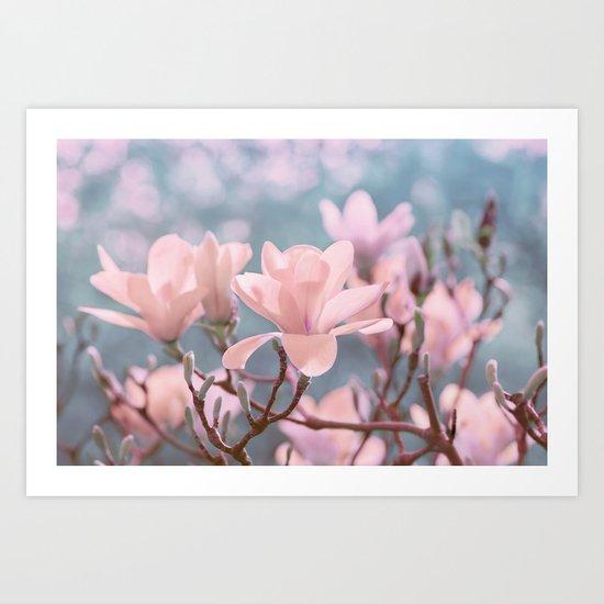 Magnolia 263 Art Print