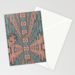 Pallid Minty Dimensions 10 Stationery Cards