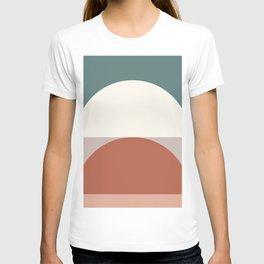 Abstract Geometric 01D T-shirt