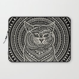 Polynesian British Shorthair cat Laptop Sleeve