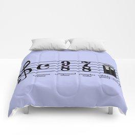 Wibbly-wobbly timey-wimey Comforters