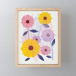 Summer Garden #society6 #decor #buyart Framed Mini Art Print