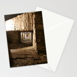 Long Way Down...Or Up? Stationery Cards