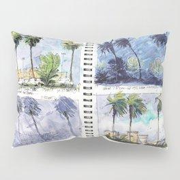 Hurricane Irma On Location Pillow Sham