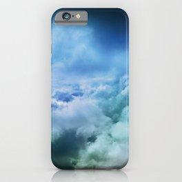 Hopeful Confidence Through the Storm iPhone Case