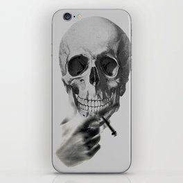 skull#05 iPhone Skin