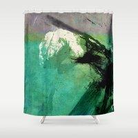 hulk Shower Curtains featuring Hulk by Fernando Vieira