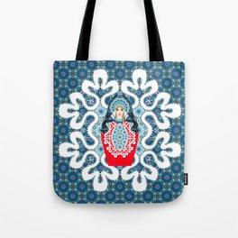Little Matryoshka Tote Bag