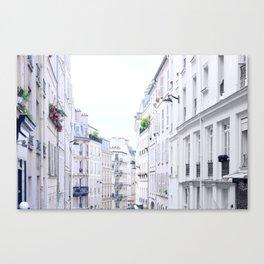 Inside Paris.Architecture Canvas Print