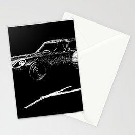 Jaguar sl Stationery Cards