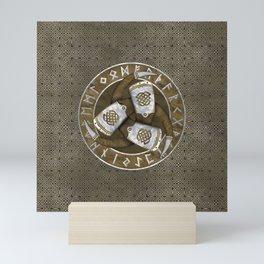 Horn of Odin Mini Art Print
