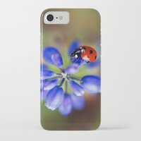 polka dot iPhone & iPod Cases featuring Polka Dot by Ekaterina La