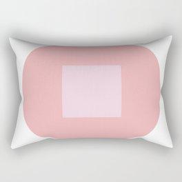 Reshape Art Print Rectangular Pillow