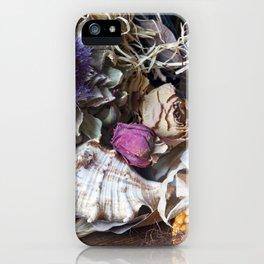 FLORAL STILL LIFE - Autumn Feeling iPhone Case