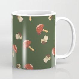 little Mushroom Coffee Mug