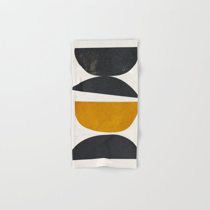 abstract minimal 23 Hand & Bath Towel