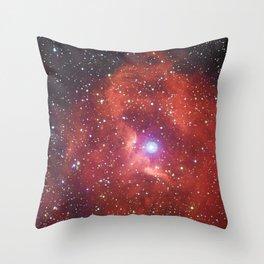 Star Formation Region Gum 41 Throw Pillow