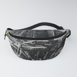 Grandpa's Cyclone Motercycle Fanny Pack