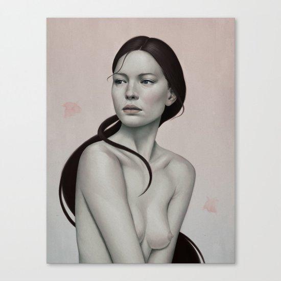 254 Canvas Print