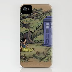 Escape from the Dark Forest iPhone (4, 4s) Slim Case