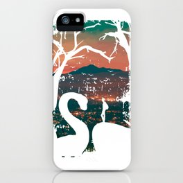 The Left-out Herbivores iPhone Case