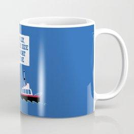 Polite Jaws Coffee Mug