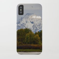 Morning in the Tetons Slim Case iPhone X
