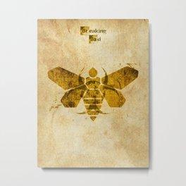 Heisenberg Laboratories Metal Print