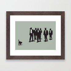 Reservoir Dogs Framed Art Print