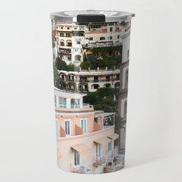 Warm Shades, Positano Travel Mug