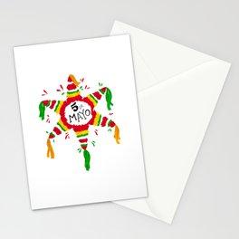 Cinco De Mayo Celebration Stationery Cards