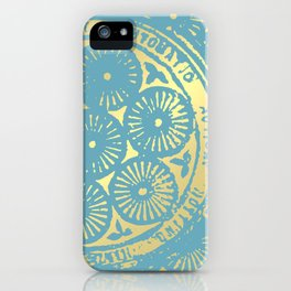 flower power of one iPhone Case