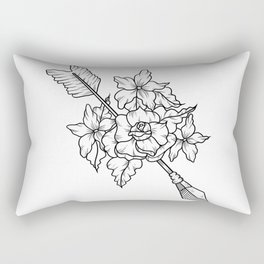 Sagittarius Rectangular Pillow