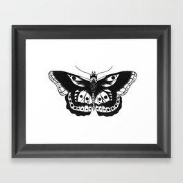 Butterfly tattoo Framed Art Print