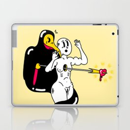 Let the leeches be our teachers! Laptop & iPad Skin