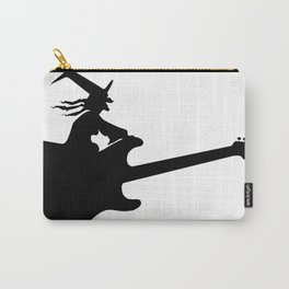 Guitar Witch Carry-All Pouch