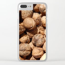 Food stuffs fresh vegetables and fruits Clear iPhone Case