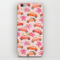 volkswagen iPhone & iPod Skins featuring Volkswagen by Abby Galloway