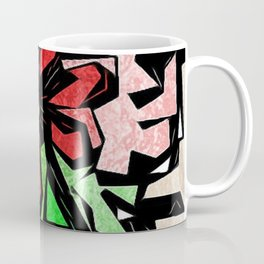 Holiday Flower Coffee Mug