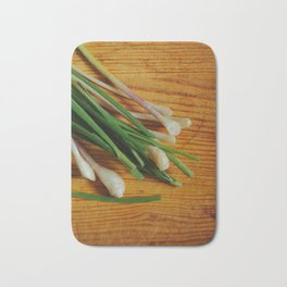 Garlic Bath Mat