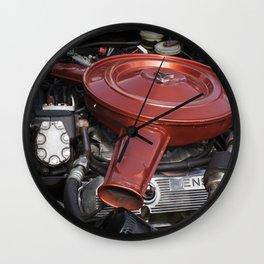 Jensen Engine Wall Clock