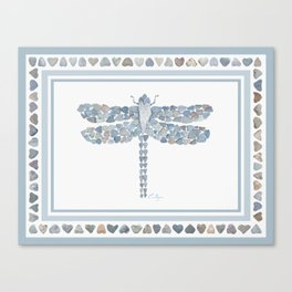 Dragonfly Serving Tray Canvas Print