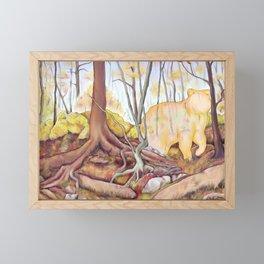 Guardian Framed Mini Art Print