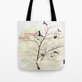 WHITEOUT/neutral Tote Bag