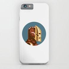 Iron Man (classic) profile iPhone 6s Slim Case